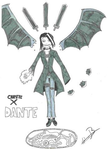 Chap X Dante