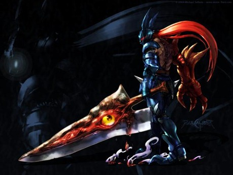 Soul Edge Nightmare